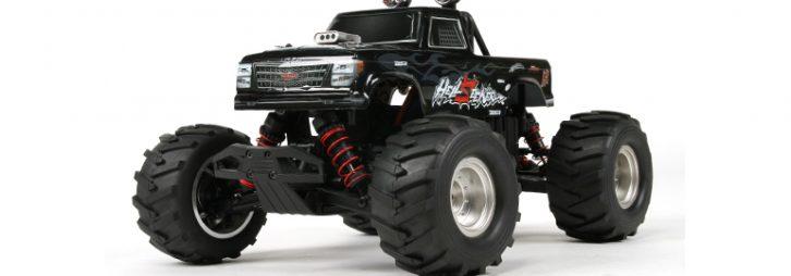 Basher's HellSeeker 1/16 4WD Mini Monster Truck (V2)